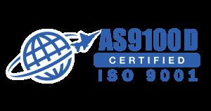 Dit jaar zonder kleerscheuren door de jaarlijkse surveillance audit van Lloyds Register tbv AS9100D & ISO9001:2015.